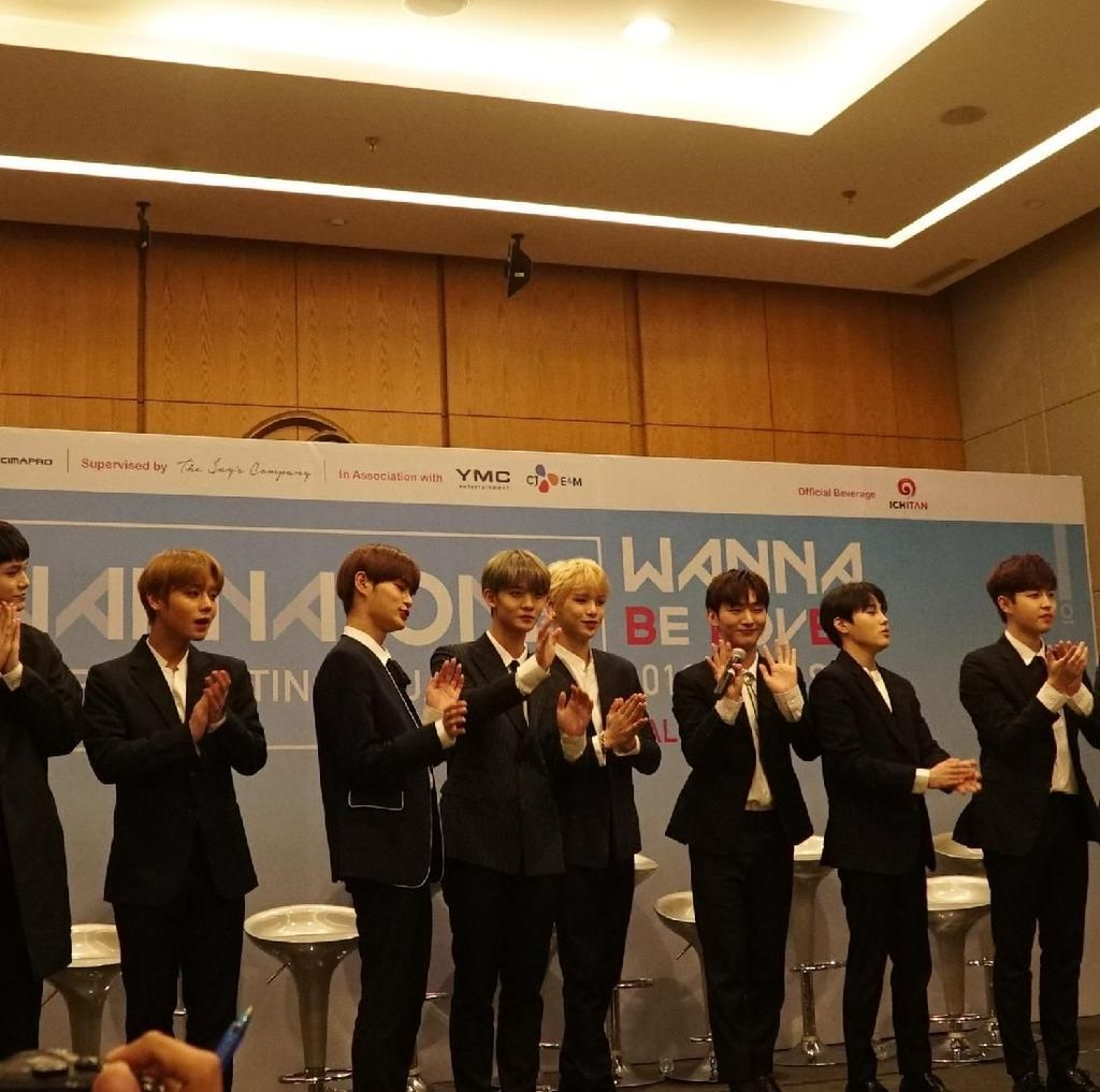 Ini Penghargaaan Paling Berharga Bagi Wanna One