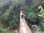 Akan Dibangun, Pengganti Jembatan Ngeri Menunggu Rekomendasi BBWSCC