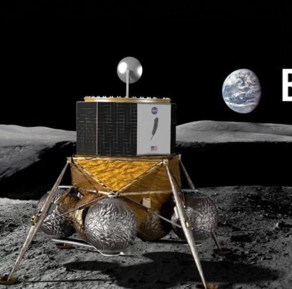 Menengok Persaingan Kolonisasi Menjangkau Bulan
