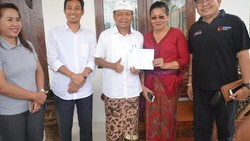 Ketua KPU Buleleng Pimpin Langsung Pencocokan Koster sebagai Pemilih