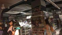 Grand Indonesia Mati Lampu, Pengunjung Kaget