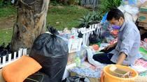 Kondisi Terkini Para Pencari Suaka di Trotoar Kalideres