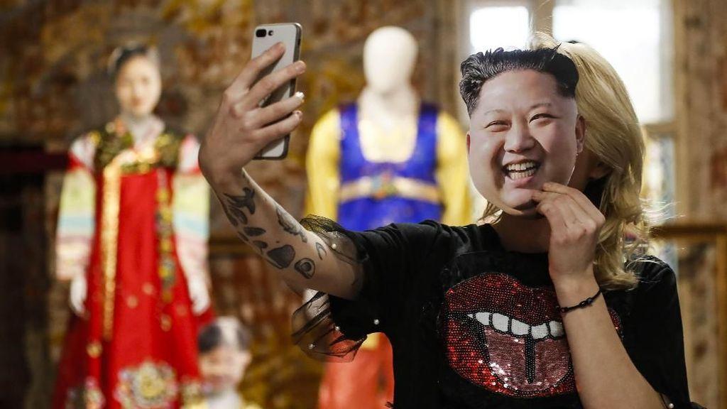 Saat Kim Jong Un Dipamerkan di Rusia