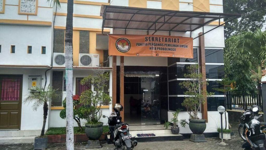 Jaga Netralitas, Kantor Panwaslu Kota Probolinggo Segera Pindah