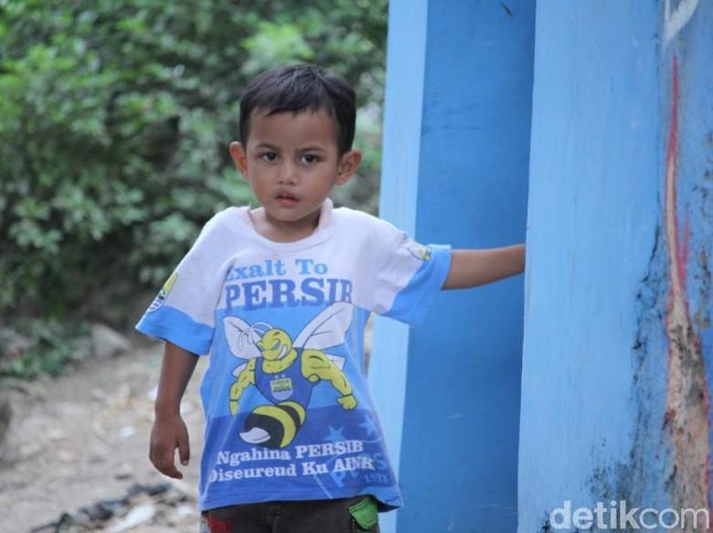 Persib Nu Aing, Warga Kampung Ini Kompak Setiap Laga Maung Bandung