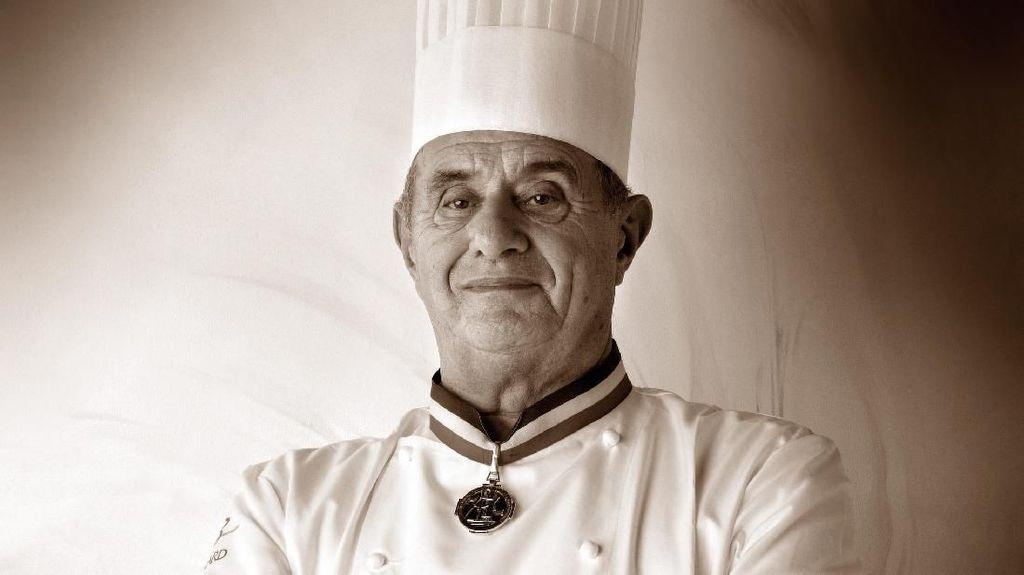 Ungkapan Duka Para Chef Dunia Atas Kepergian Paul Bocuse