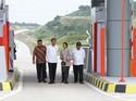 Jokowi Resmikan Tol Bakauheni di Akhir Pekan