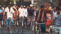 The Power of Pedal di India, Becak Hidupkan Warga
