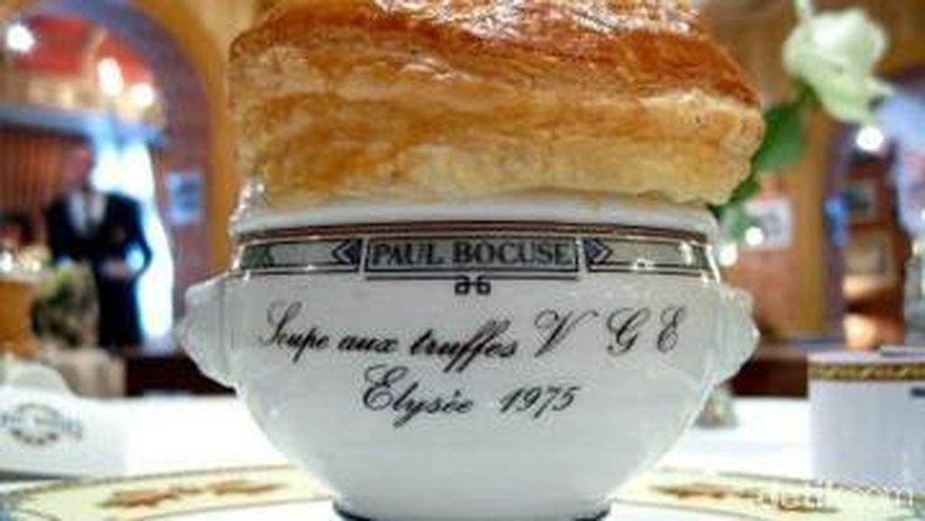 Ini Sup Legendaris Kreasi Paul Bocuse yang Populer di Dunia
