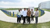 Tinjau Institut Teknologi Sumatera, Jokowi: Kita Butuh Coder