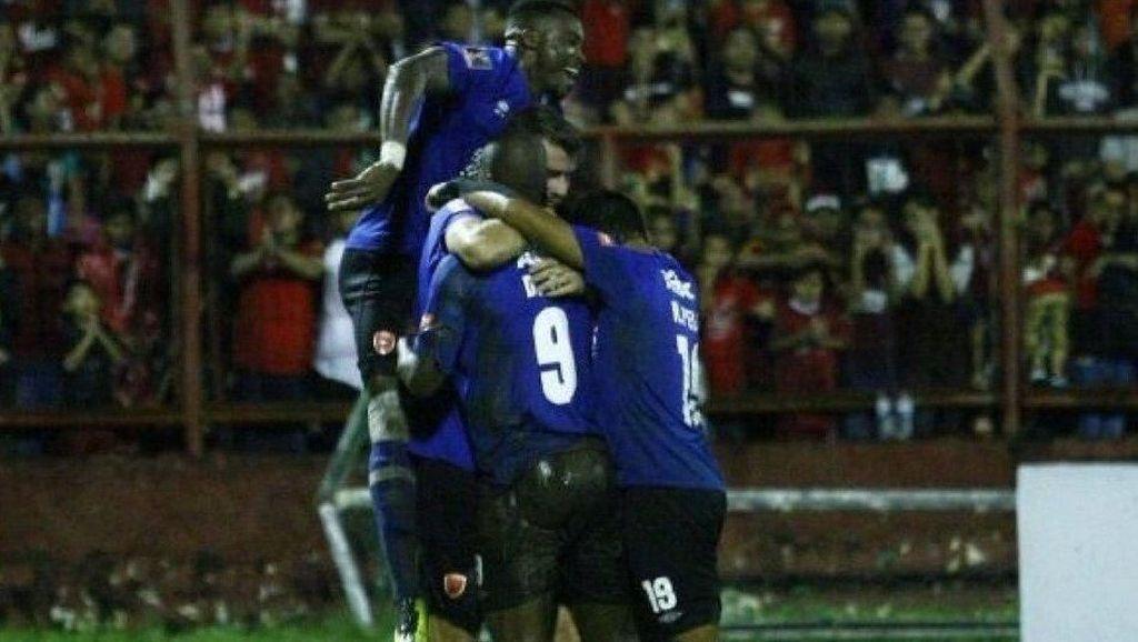 PSM Juara Makassar Super Cup Asia