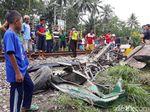 Mesin Mati di Atas Rel, Pikap Angkut Batako Ditabrak KA Malioboro