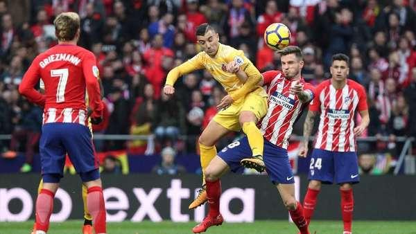 Atletico Madrid vs Girona Selesai 1-1