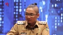 Wali Kota Palu Bela Pasha Ungu soal Rambut: Biasanya Pakai Kopiah