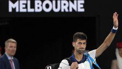 Kejutan! Djokovic Disingkirkan Petenis Korea 21 Tahun
