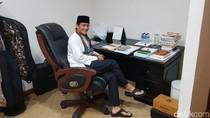 Mengintip Ruang Kerja Mungil Sandiaga Uno di Balai Kota DKI
