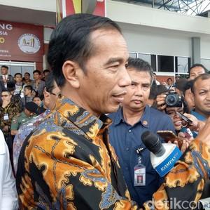 Cek Padat Karya Tunai di Sumsel, Jokowi: Anggarannya Rp 41 M