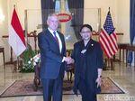 Kunjungi Indonesia, Menhan AS Temui Menlu