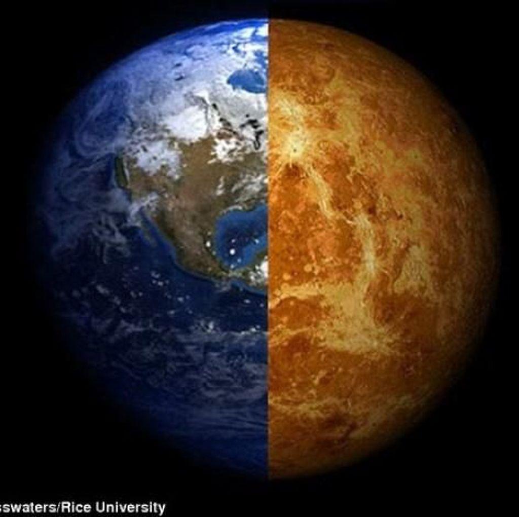 Stephen Hawking: Bumi Bisa Jadi Kering Seperti Venus
