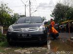 Mobil Driver Taksi Online yang Tewas di Semarang Ditemukan