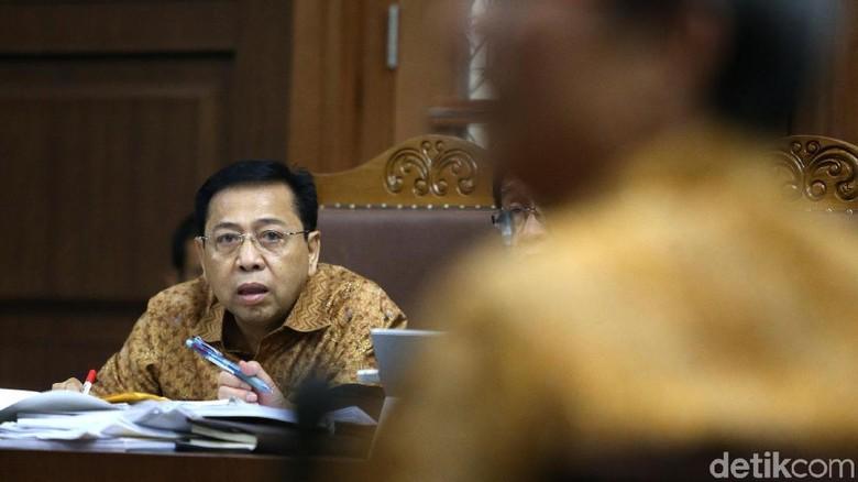 KPK Tunggu Novanto Serahkan Catatan Anggota DPR Penerima Duit e-KTP