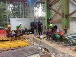 Beton LRT Roboh, Pengawas Manajemen Konstruksi akan Diperiksa