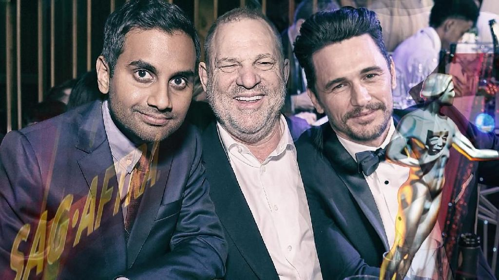 SAG Awards: Three Billboards dan #MeToo