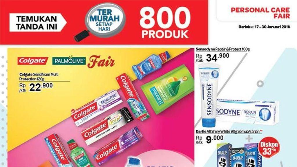 Gigi Tetap Sehat & Cemerlang di Promo Transmart Carrefour