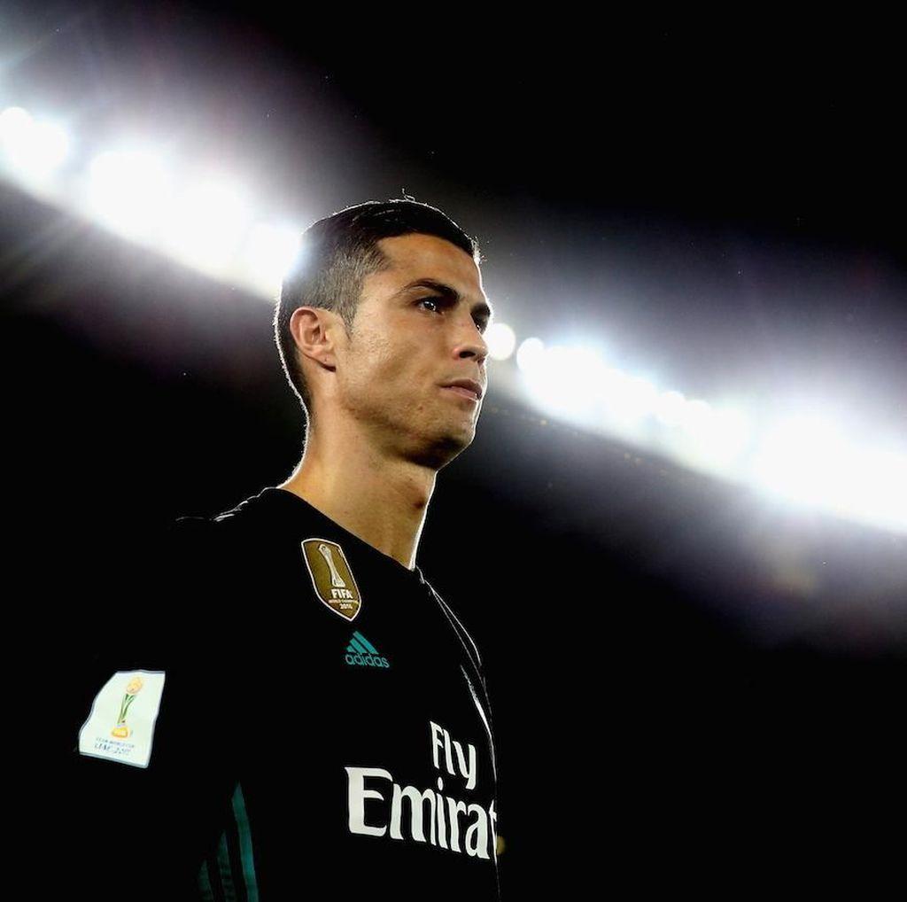 Rating Permain Terbaik Dunia di FIFA 18: Ronaldo 99, Messi 98