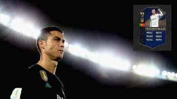Rating Pemain Terbaik Dunia di FIFA 18: Ronaldo 99, Messi 98