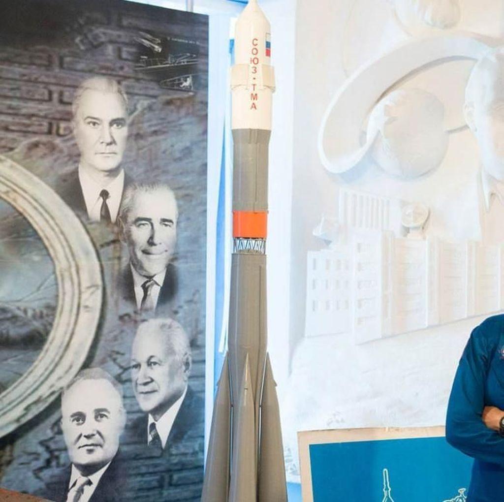 Hapus Nama Astronaut Kulit Hitam, NASA Tuai Kecaman