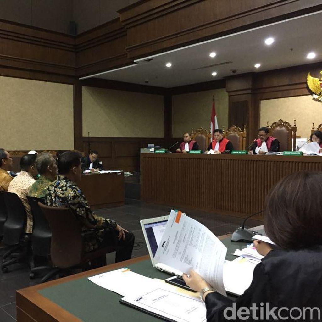 Jaksa Cecar Saksi soal Jatah untuk DPR dan Kode Merah-Kuning-Biru
