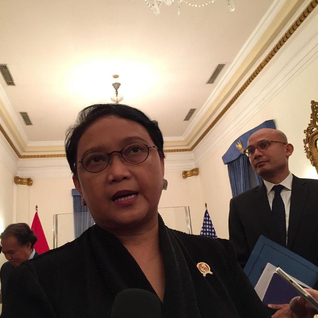 Besok Menhan AS akan Bertemu Menko Polhukam, Menhan dan Panglima TNI