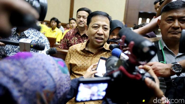 Eks Country Manager HP Akui Butuh Restu Novanto agar Tak Dihambat