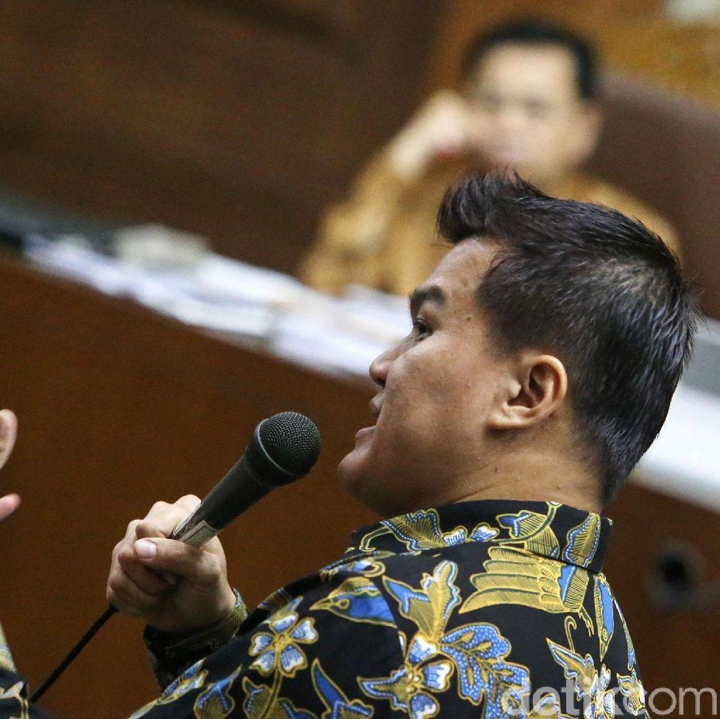 Andi Narogong Beberkan Korupsi e-KTP di Depan Setya Novanto