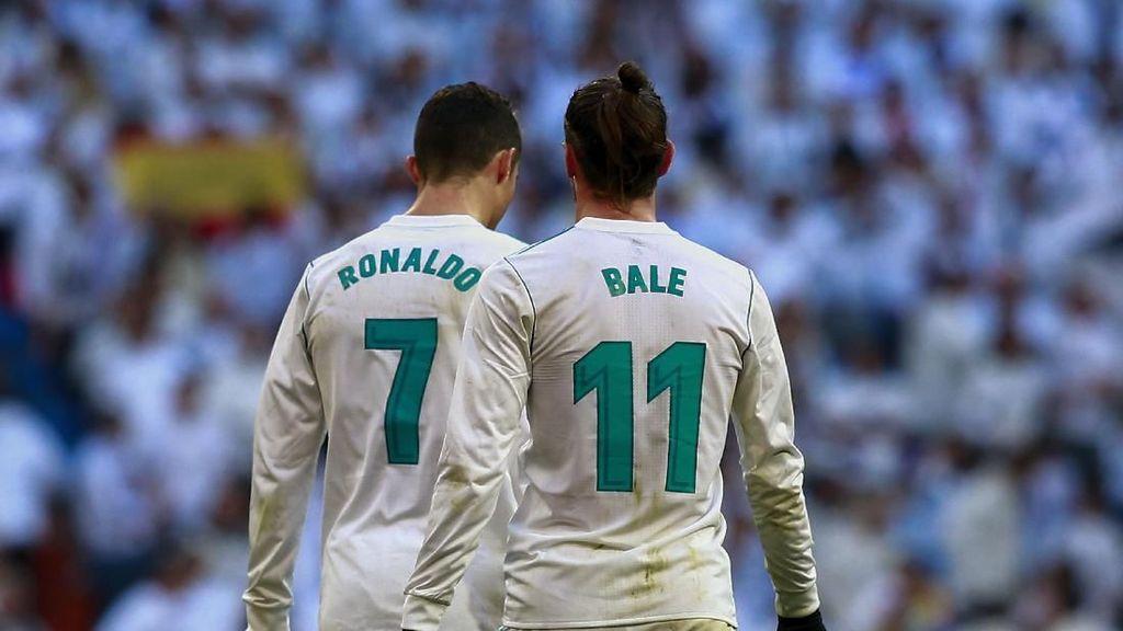 Bale Lebih Oke Dibanding Ronaldo (Sejauh Ini)