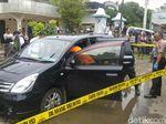 Bercak Darah Ditemukan di Taksi Online yang Drivernya Tewas