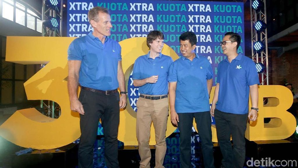 XL Axiata Luncurkan Paket XTRA Kuota