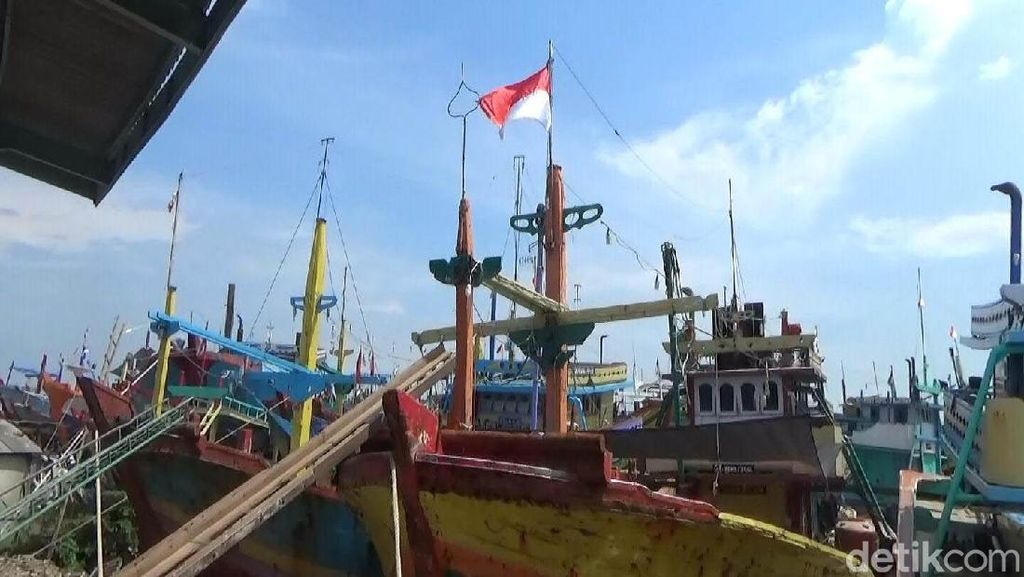 Begini Cara Susi Bujuk Nelayan Berhenti Gunakan Cantrang