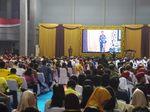 Jokowi Jadi Presiden Pertama yang Buka Kongres Mahasiswa Katolik