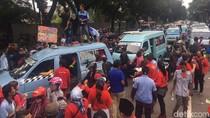 Sopir Tanah Abang Minta Jalan Dibuka, DPRD DKI: Bisa Didiskusikan
