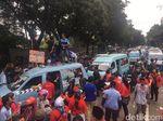 Organda DKI Sempat Larang Sopir Angkot Tanah Abang Demo