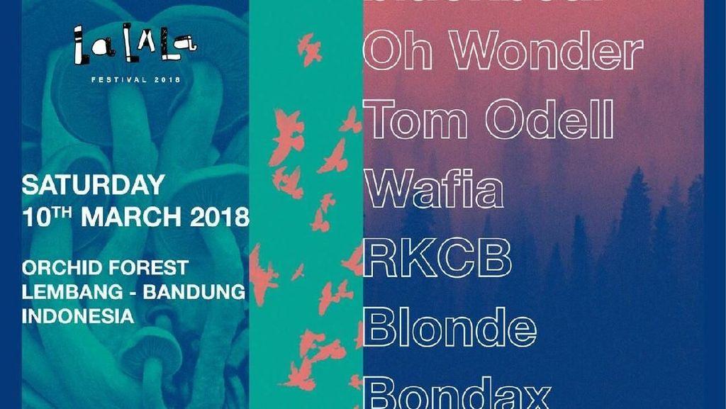 Mau Nonton LaLaLa Fest 2018? Ini Harga Tiketnya!