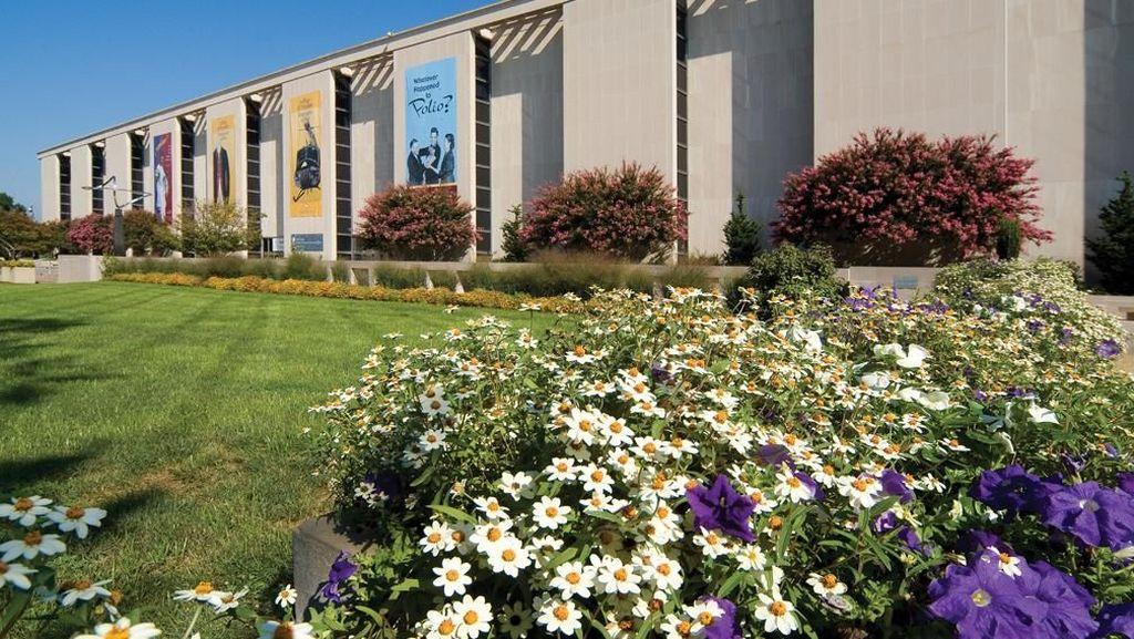 Foto: Melihat Museum Sejarah Nasional AS yang Tetap Buka