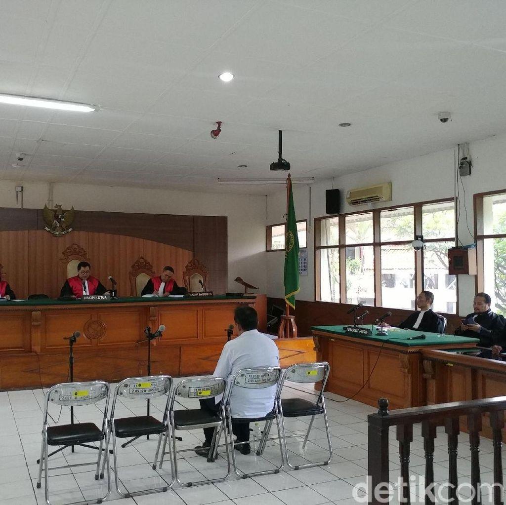 Terdakwa Korupsi Stadion GBLA Divonis 5,5 Tahun Penjara