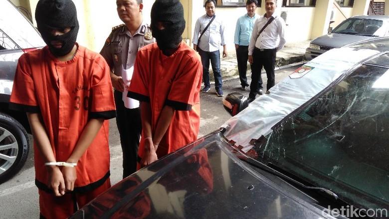 2 Pelajar di Yogya Lempar Batu ke Mobil hingga Tewaskan Pengemudinya