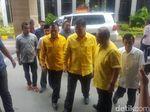 Tiba di DPP, Airlangga Siap Umumkan Struktur Pengurus Golkar