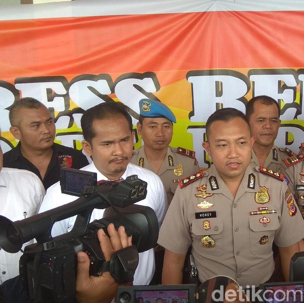 Polisi Selidiki Penyebar Hoax Ulama Karawang Diteror