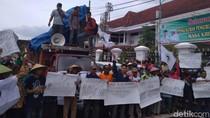 Ketua DPRD Pati Dukung Aksi Petani Tolak Impor Beras