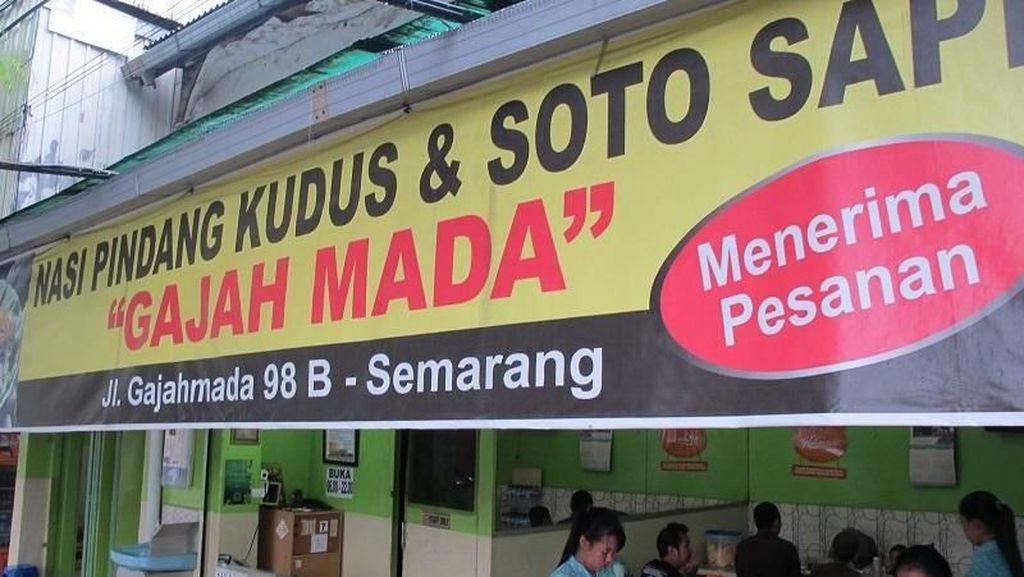 Nasi Pindang, Wisata Kuliner Langganan Para Artis di Semarang